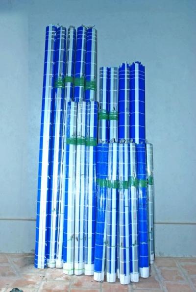 Mành Nhựa Che Nắng Mưa