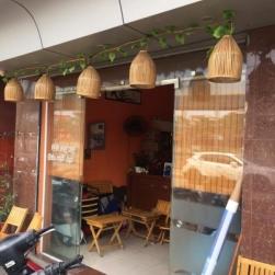 Mành Trúc Tre Quán Cafe